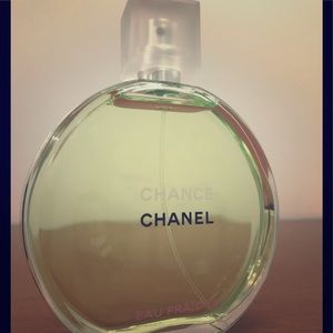 Chanel Chance Eau Fraiche- 5.0 Oz. New!